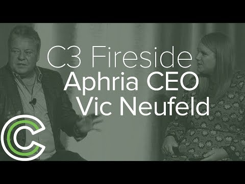 C3 Fireside Chat - Aphria CEO Vic Neufeld