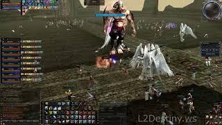 L2-Destiny x25 H5 Baium 85 vs 250+