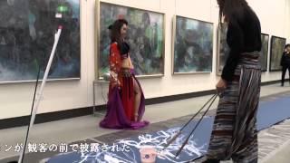 大分県を代表する画家である 佐藤京子氏。 今年11月には閉館となる大分...