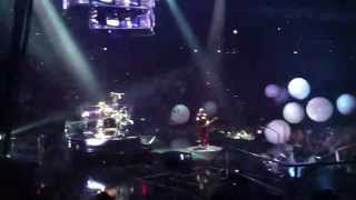Muse Plug In Baby Outro Rod Laver Arena 2010