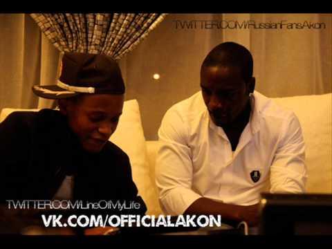 Akon & Innoss`B - Anyway (Fan Snip) 2013 NEW