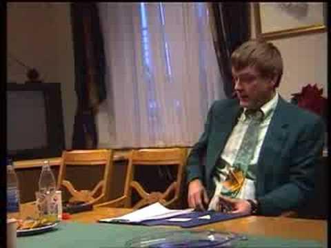 Kjetil og Kjartan show - Leif på jobbintervju