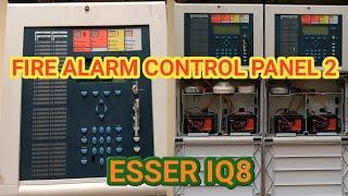 Computer Cont Addressable Fire Alarm Panels - Renault