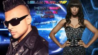 Sean Paul ft. Kelly Rowland - How Deep Is Your Love [HQ] [New 2012]