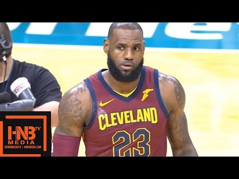 Cleveland Cavaliers vs Charlotte Hornets 1st Qtr Highlights / Week 5 / 2017 NBA Season