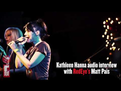 Kathleen Hanna of 'The Punk Singer' talks with Matt Pais
