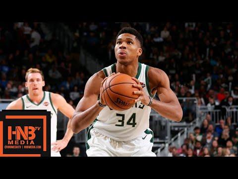 Milwaukee Bucks vs Orlando Magic Full Game Highlights | 10.27.2018, NBA Season