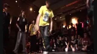 BGIRL BATTLE FRANCE VS JAPAN IBE 2008