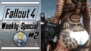 Fallout 4 Weekly S.P.E.C.I.A.L. #2: Mass Effect romance!