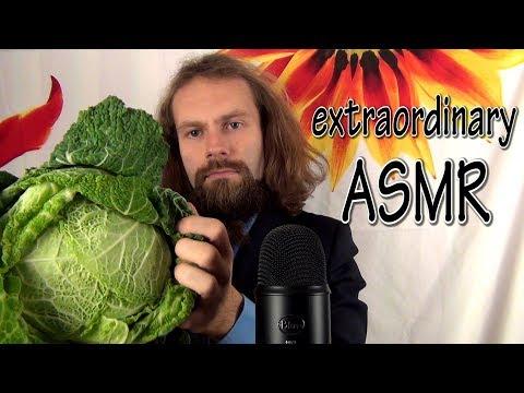 Extraordinary ASMR Triggers