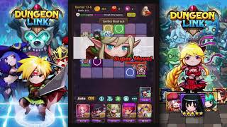 Fundroid - Dungeon Link - Story Chapters 11-15 (Demon King)[Kantebury Ending]