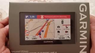 видео Автомобильный навигатор Garmin DriveSmart 51 RUS LMT