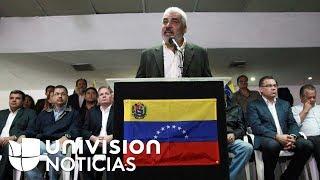 En un minuto: Oposición venezolana dice que no participará en elecciones convocadas por Maduro