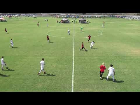 LA Galaxy SB 02 Elite 3-2 Temecula Valley Hawks 9/30/18 1st Half