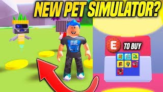 COULD THIS GAME BE THE NEW PET SIMULATOR!? (Roblox)