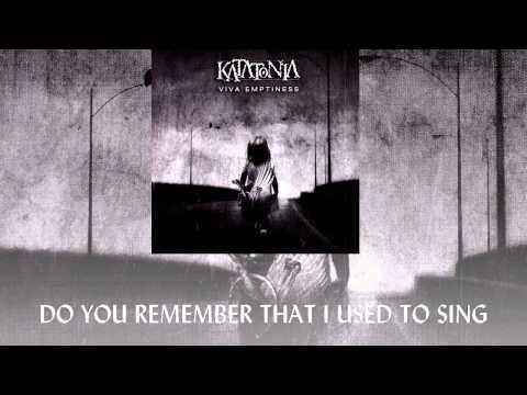 Katatonia - Omerta HD (Video Lyrics)