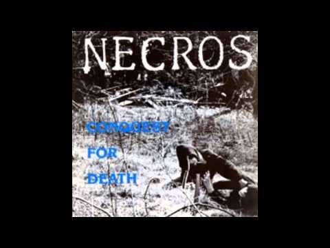 Necros - Conquest For Death LP