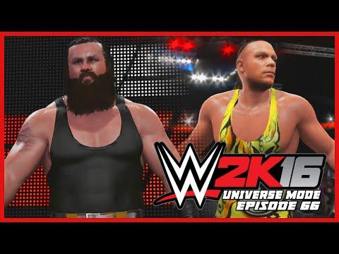 WWE 2K16 | Universe Mode - 'CHAMPIONSHIP RISK!' | #66