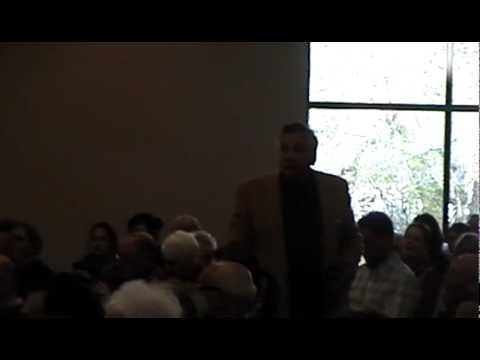 """""""All"""" Candidate's Meeting Esquimalt / Juan de Fuca April 20, 2011"""