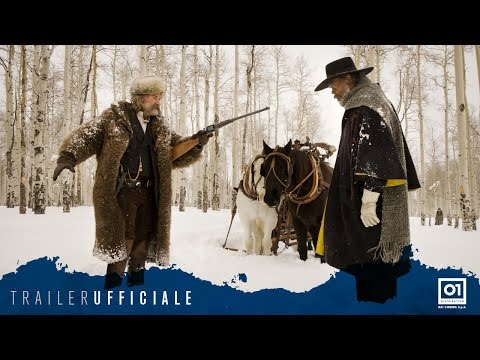 THE HATEFUL EIGHT (2016) di Quentin Tarantino - Trailer ufficiale ITA HD