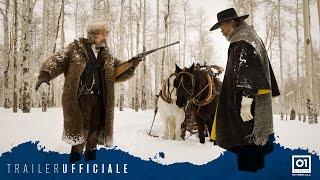 THE HATEFUL EIGHT (2016) di Quentin Tarantino - Trailer ufficiale ITA HD