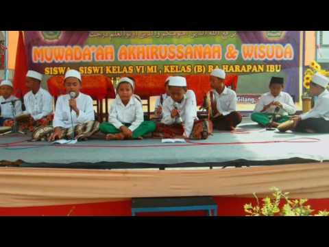 Pelepasan Siswa-siswi MI Baiturrohman Tahun Pelajaran 2013/2014