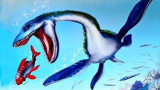 Собираем пазл Динозавр Черепаха стикеры пазлы динозавры для детей