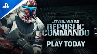 Star Wars Republic Commando - Launch Trailer | PS4