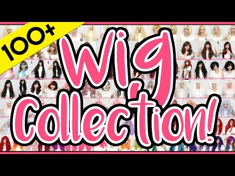 WIG COLLECTION
