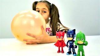 Герои в масках: ищем игрушки. Новые приключения Pj Masks