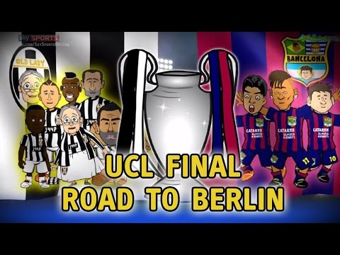Road to Berlin and Rafa's Lionel Messi FACT-file - 442oons