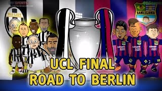 Road to Berlin and Rafa's Lionel Messi FACT-file - 442oons(442oons recreate the best moments from this season's Champions League finalists Juventus and Barcelona, as well as a heavy on the FACTS, Lionel Messi ..., 2015-06-05T14:06:29.000Z)