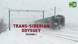 Irate passengers, strange guests & holiday cheer - Trans-Siberian Odyssey (E2)