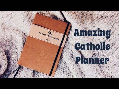 Catholic Planner  2018