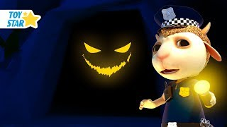 New 3D Cartoon For Kids ¦ Dolly And Friends ¦ Johny Patrol & Ghost Monster in the Cave #162