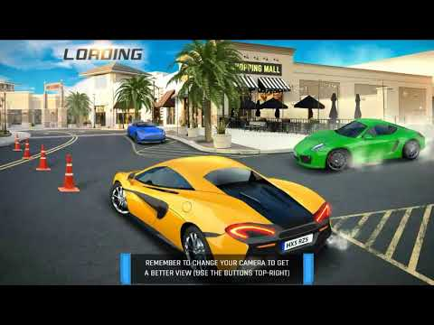 Shopping Mall Car Driving Android Gameplay Free Car