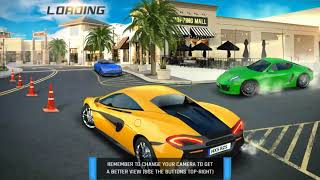 Shopping Mall Car Driving - Android Gameplay - Free Car Games To Play Now