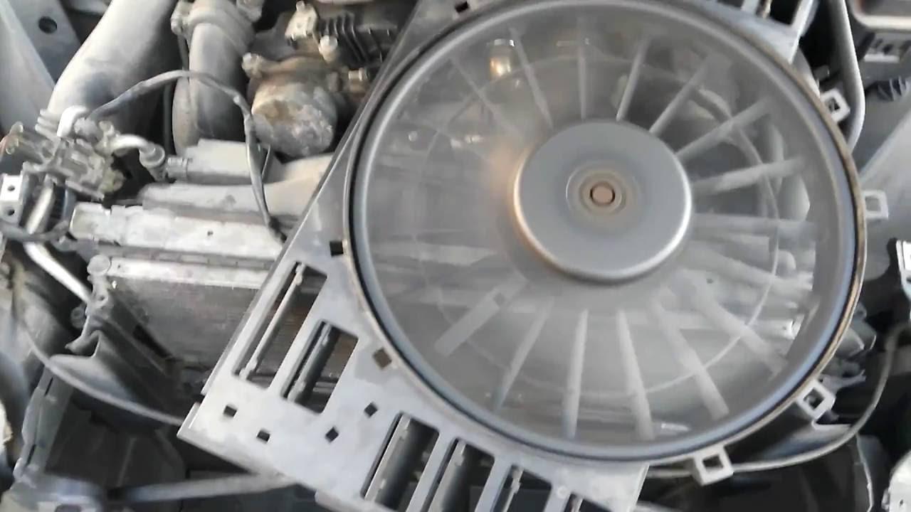 Замена задних пружин BMW E65