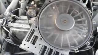 Ремонт вентилятора кондиціонера BMW e65
