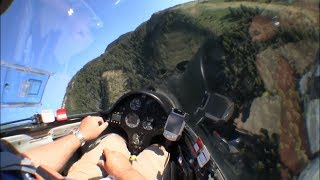 Glider Pilot Confessions - 2 Turns that Almost Killed Me
