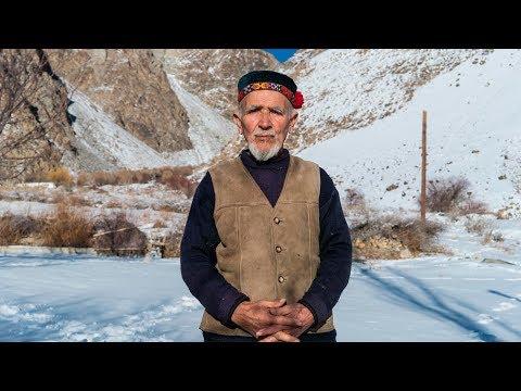 Зима нагрянула в Таджикистан! Как таджики борются с простудой