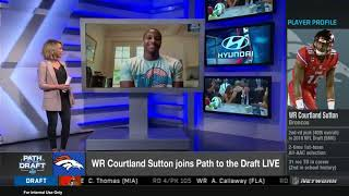 Courtland Sutton - From a Mustang to a Bronco