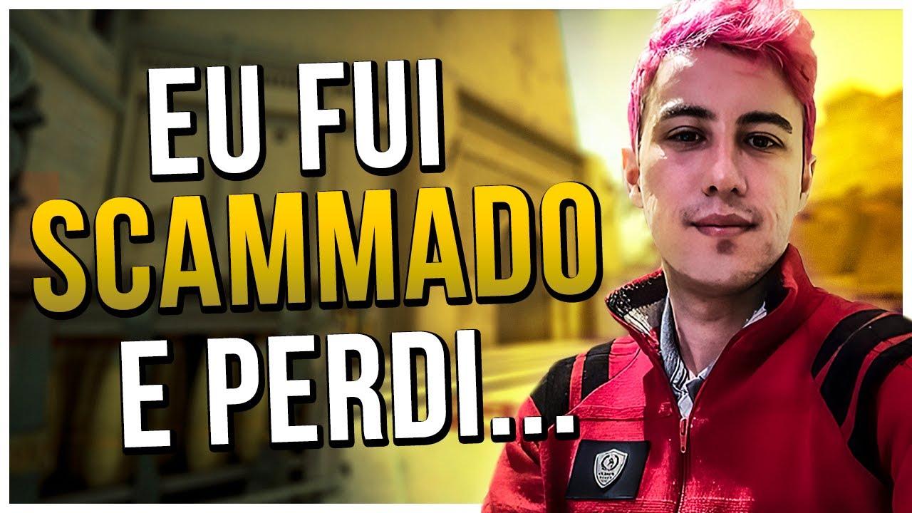 LINDINHO FOI SCAMMADO E CONTOU O MOTIVO!