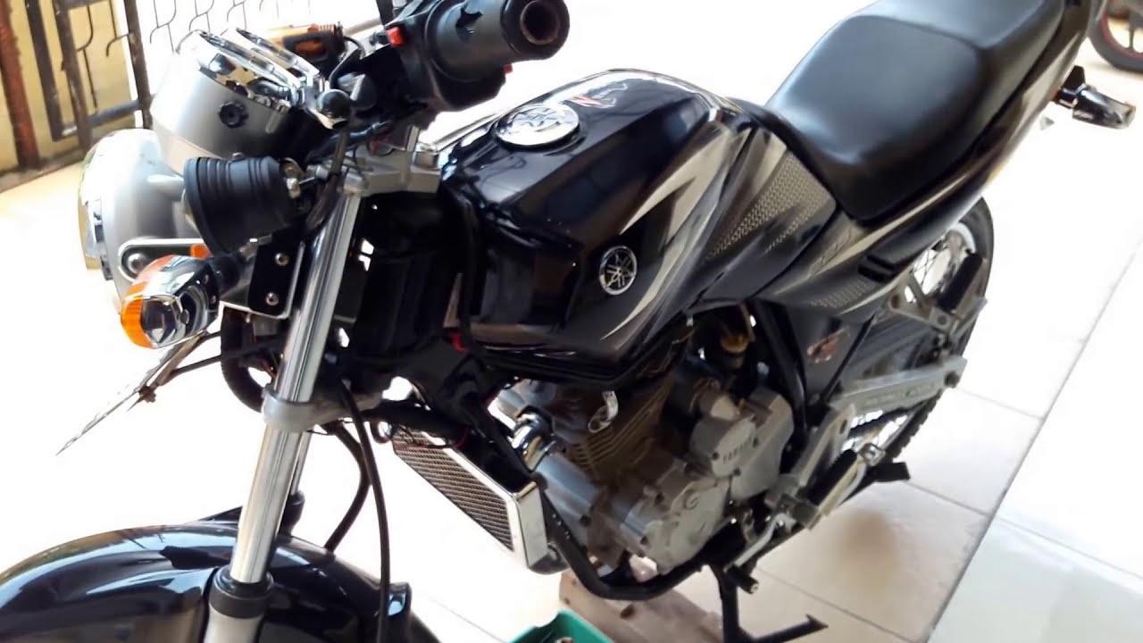 Oil Cooler Yamaha Scorpio