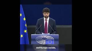 L'intervento di Brando Benifei, capo delegazione Pd al Parlamento europeo, sul discorso della presidente della Commissione europea Ursula Von der Leyen sullo Stato dell'Unione.