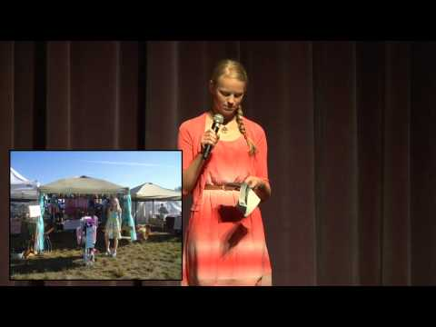 Ignite Fort Collins 16: Olivea Borden - Buy-A-Doll, Give-A-Doll, Empower-A-Woman