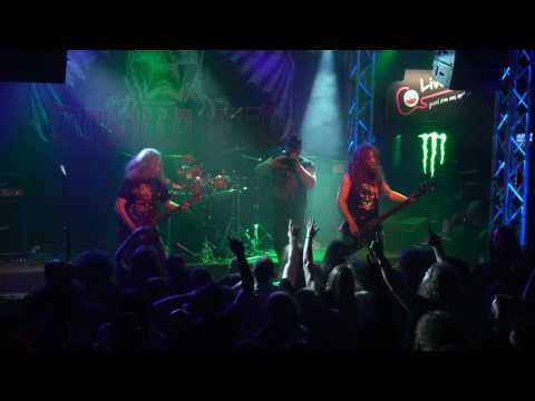 Manilla Road - Crystal Logic,  Live in Athens (01/May/2017, Kyttaro Club)