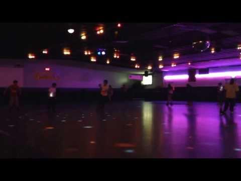 Galaxy roller skating 2013
