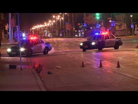 Shootout between two vehicles leads to crash in Milwaukee