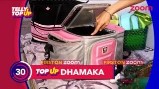 Rubina Dilaik AKA Soumya Talks About Her Fitness Exclusively On TellyTopUp